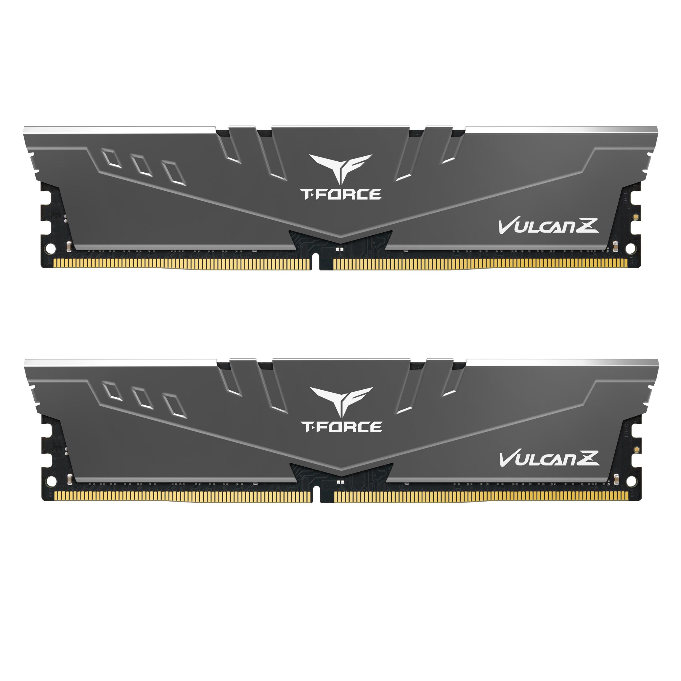 Teamgroup Vulcan Z 16GB Kit (2x8GB) DDR4-3000 DIMM PC4-24000 CL16, 1.35V