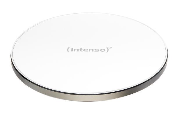 Intenso brezžični indukcijski polnilec WA1, bel, do 10W
