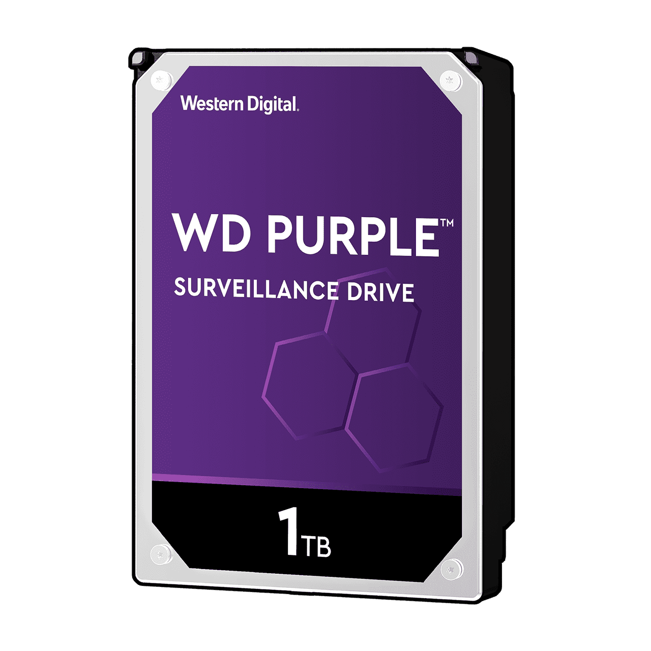 WD PURPLE 1TB SATA3, 6Gb/s, 5400, 64MB