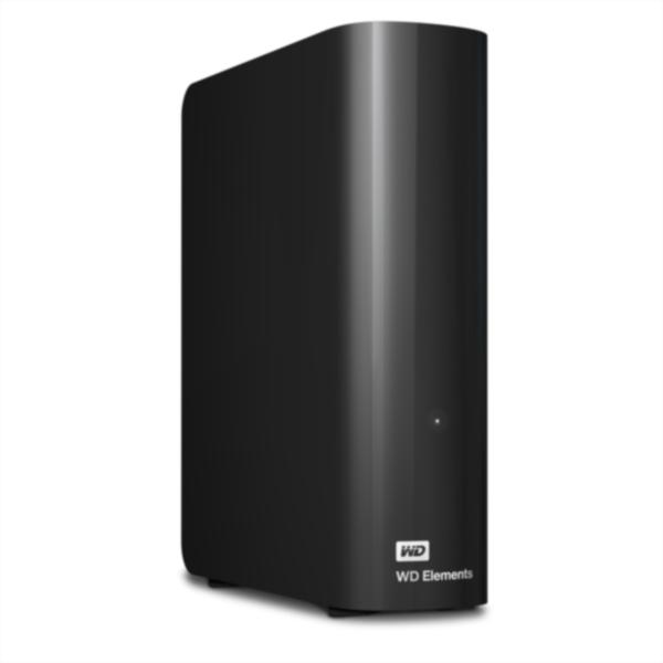 WD 6TB ELEMENTS DESKTOP, USB 3.0