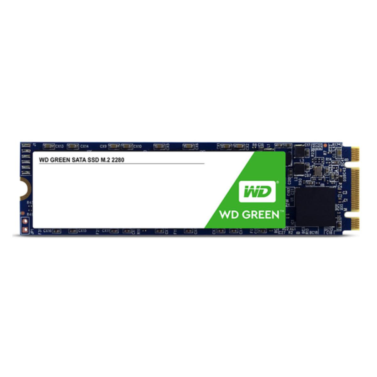 WD 480GB SSD GREEN 3D NAND M.2 2280