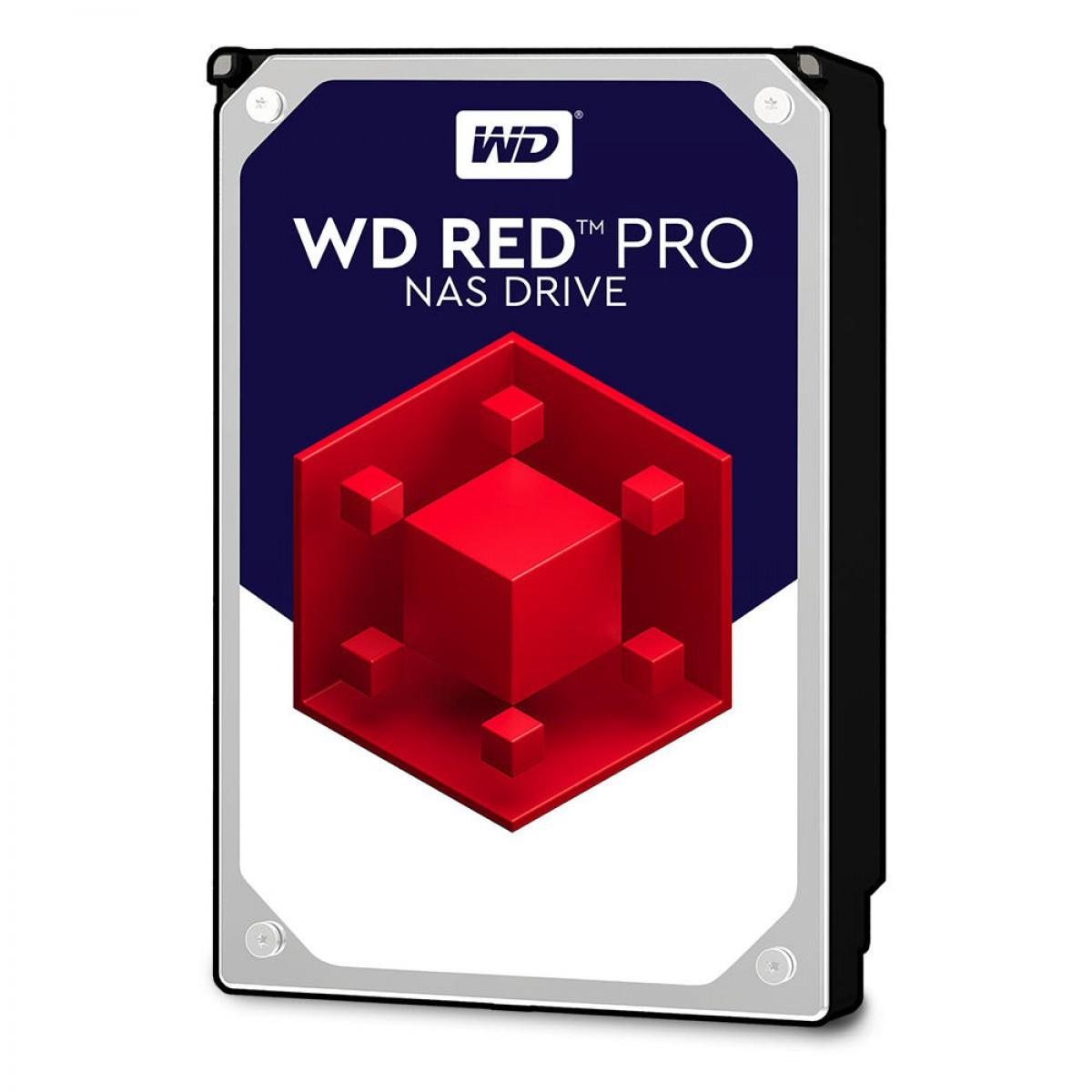 WD trdi disk 4TB SATA3, 6Gb/s, 7200, 256MB RED PRO