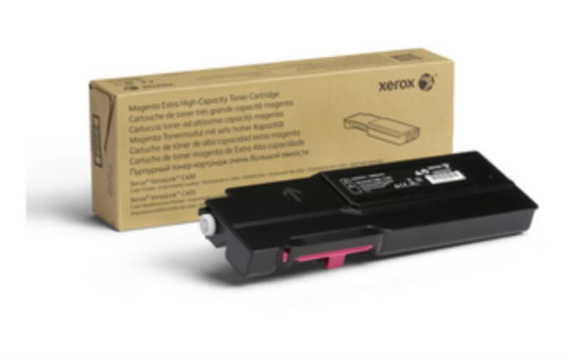 Xerox magenta toner extra hi-cap C400/405, 8K