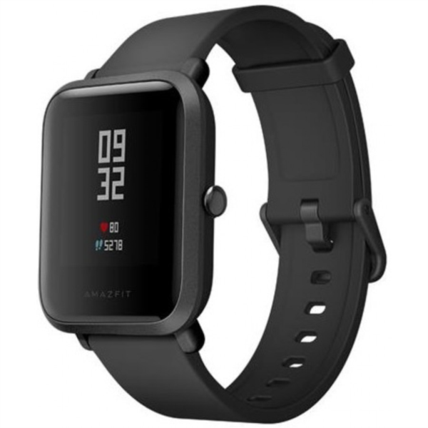 Xiaomi Amazfit Bip pametna ura črna